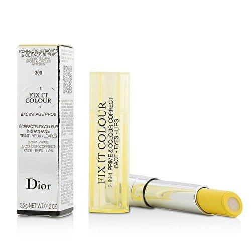 Dior Fix It Colour 300 Yellow (Concealer Gesicht Christian Dior)