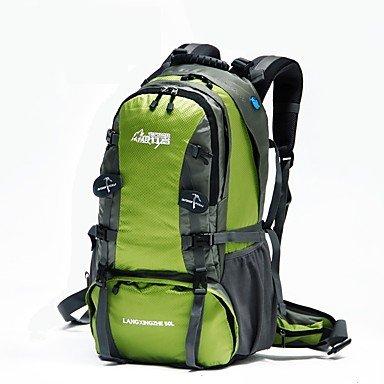 50 L Tourenrucksäcke/Rucksack Rucksack Multifunktions Green