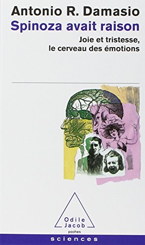 Spinoza avait raison : Joie et tristesse, le cerveau des motions