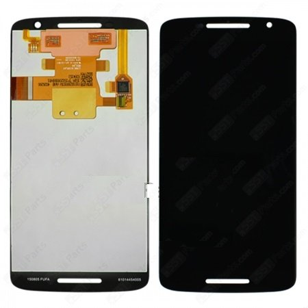 CaseCart *CASECART* Motorala Moto X Play LCD Display +Touch Screen Digitizer Black Color