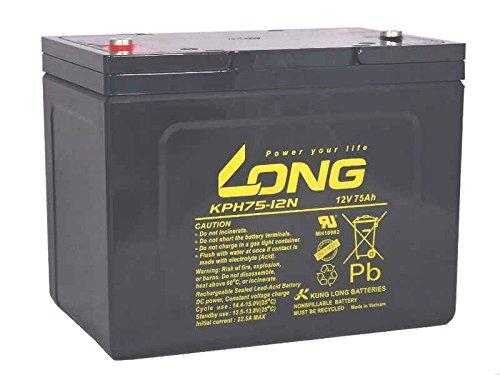 Preisvergleich Produktbild SSB SBL 85-12HR Blei Gel Bleigel Akku Batterie 12V 85Ah hohe Zyklenzahl