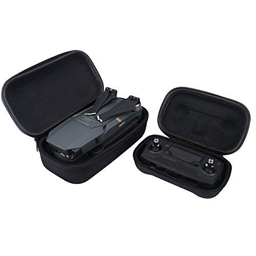 nicecool® Professional DJI Mavic Pro Case, portable hard, der Box Hartschalen Koffer für DJI Mavic Pro Drohne, Ladegerät, Propeller und Zubehör Shoulder Wasserdicht Box