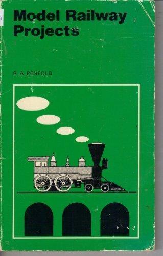 Model Railway Projects (Bernard Babani Publishing Radio & Electronics Books) por R. A. Penfold