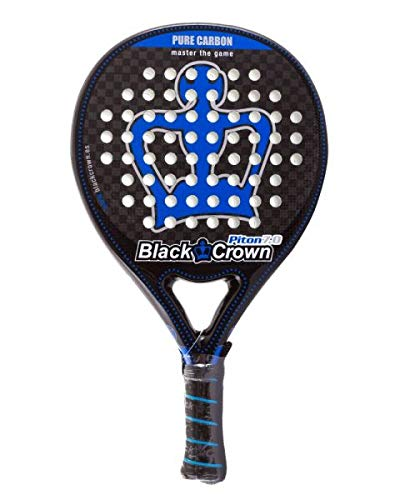 Black Crown Piton 7.0 Pala de Padel