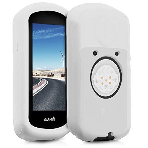 kwmobile Garmin Edge 1030 Hülle - Silikon GPS Fahrrad Navi Cover Case Schutzhülle für Garmin Edge 1030