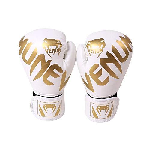 Ritapreaty Boxhandschuhe, Training von Lederhandschuhen für das Sparring Kickboxing Kampfkampfsäcke und Pads mit Fokuspolstern