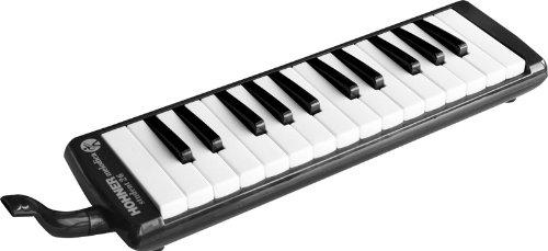 Hohner Student Melodica 26 Tasten, schwarz