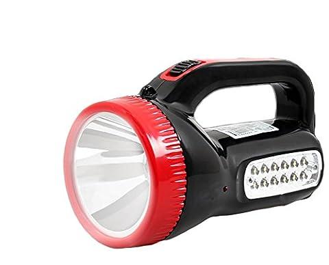 GJY LED LAMPE DE POCHEProjecteur Lumineux À Led Lampe De Poche Rechargeable À Lampe Longue Portée 500 M