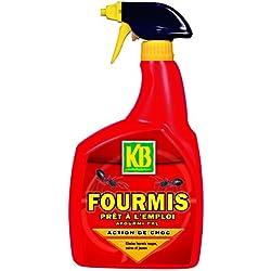 KB Anti Fourmis Prêt A L'Emploi 800ml