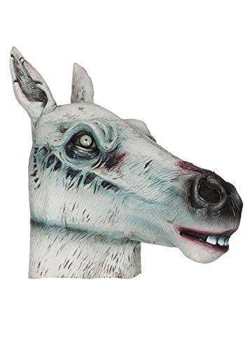 er Zombie Pferd Maske (Zombie-maske Pferd)
