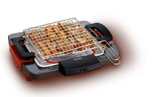 De'longhi grigliatutto bq58 barbecue elettrico