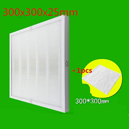 NO LOGO SY-KTLJ, Filtro PM2.5 y Haze for Limpiar Las Piezas del purificador de Aire del hogar 1pcs Hepa...
