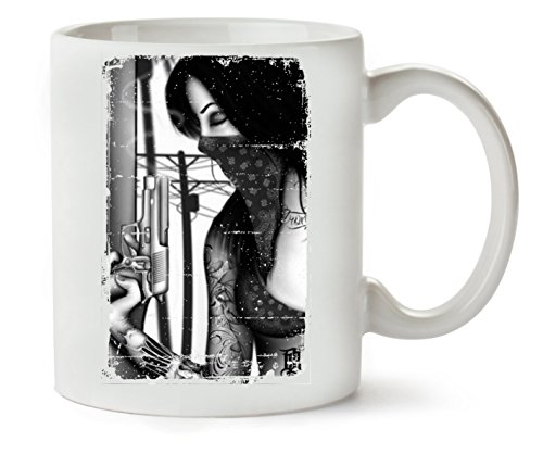 MugsWorld Bandana Klassische Teetasse Kaffeetasse
