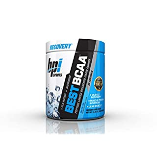 BPI Sports Best Bcaa Powder 10.58 Ounce 30 Servings Artic Ice