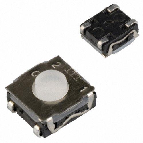 Preisvergleich Produktbild 10 Stück SMD Taster Topqualität, ITT Cannon Gurtware ®elpohl