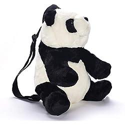 Lazada Peluche Panda Enfant Sac à dos Sacs à Bandoulière Scolaire 30cm
