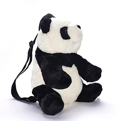Lazada Sacchetti di spalla dello zaino dei bambini del panda di per Above 3 Anni Nero 30cm