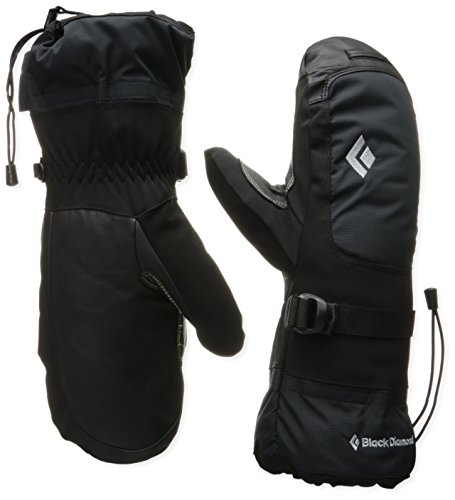 Black Diamond - Mercury Mitts, Color Negro, Talla...