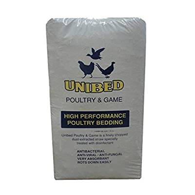 Unibed Poulty and Game Bedding 20KG