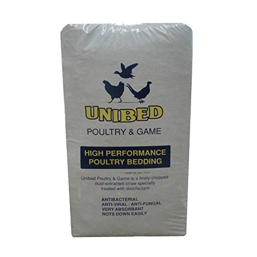 Unibed Poulty and Game Bedding 20KG Test