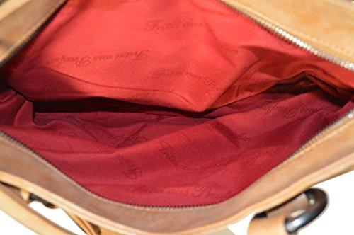 Fritzi aus Preußen Handtasche Edith in Cyclam Vintage Cyclam