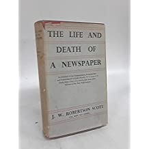 The Life and Death of a Newspaper