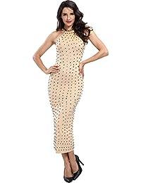 e6f6037149 Adyce Bandage-Dress sexy vestido de mujer vestido de caqui