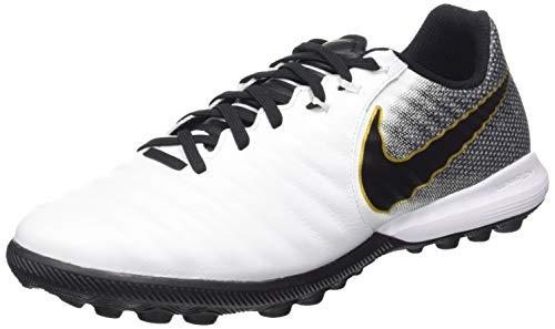 low priced fcef2 40c76 Nike Lunar Legend 7 Pro TF, Chaussures de Football Mixte Adulte, Blanc Noir