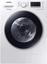Samsung 7.0 kg / 5.0 kg Inverter Fully Automatic Washer Dryer (WD70M4443JW/TL, White)