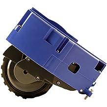 ASP ROBOT Rueda lateral derecha para Roomba 765 Serie 700. Recambio ORIGINAL repuesto compatible para aspirador irobot Rumba Serie 7 ALTA CALIDAD