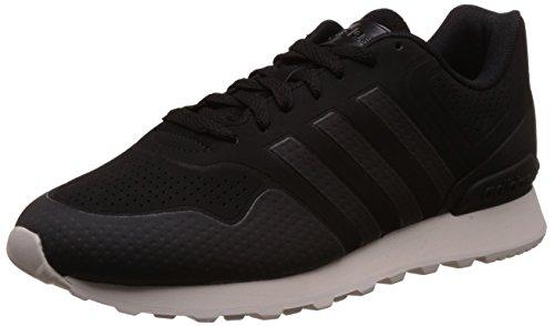 adidas 10k Casual, Chaussures de Sport Homme, Bleu De plusieurs couleurs (Noir (Negbas / Negbas / Mesa))