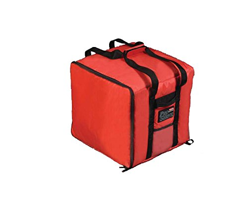 Rubbermaid fg9 F3900red-003 Pizza Catering Tasche (groß) (Pack von 3) (Rubbermaid Groß)
