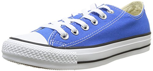 Converse Chuck Taylor All Star Core Ox, Baskets mode mixte adulte - bleu (Bleu) - 44 EU