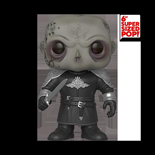 Funko- Pop TV: Game of Thrones-6' The Mountain (Unmasked) Collectible Figure, (45337)