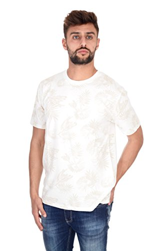 Only & Sons Herren Oberteile / T-Shirt onsKris Weiß
