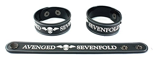 Avenged Sevenfold nuovo. Bracciale A7 X 27 N