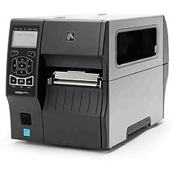 Zebra ZT410 Transferencia térmica - Impresora de etiquetas (Transferencia térmica, 356 mm/s, 10,4 cm, LCD, Inalámbrico y alámbrico, 10,4 cm)