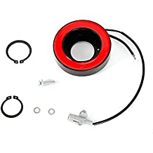 OUKANING 6SBU14C 7SBU17C - Polea magnética para compresor de aire acondicionado