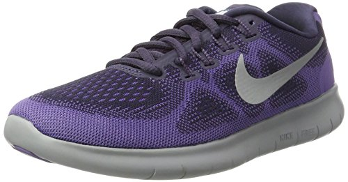Femme Pure Nike 2017 Hyp Raisin Run De Chaussures Violet Free Earth EqxWtt6HwZ
