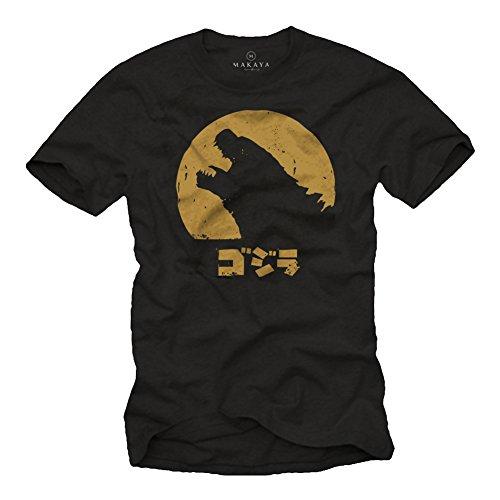 Godzilla T-Shirt 2014 für Herren Größe XXL