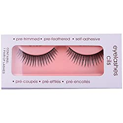 Majik Party Wear Eyelashes For Women And Girls, Black, 15 Gram, Pack Of 1
