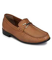 Boggy Confort Tan Formal Shoes (6)