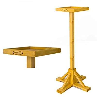 Johnston & Jeff Tabletop Bird Table from Johnston & Jeff