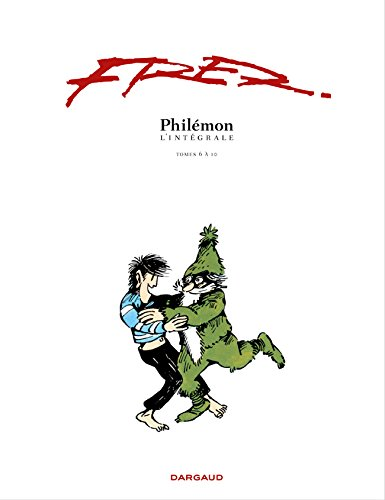 Philémon - Intégrales - tome 2 - Intégrale Philemon (2)  (Tome 6 à 10) par Fred