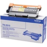 Brother TN2010 - Toner Laser d'Origine - 1000 Pages - Noir