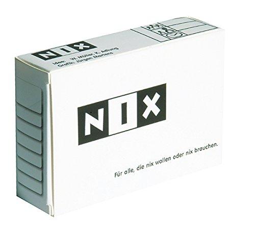 Adlung Spiele 90615 Nix