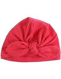 Diademas para bebé Sannysis sombrero de copa con bowknot (04)