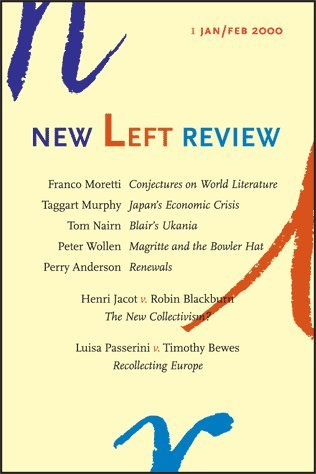 New Left Review No52, July/Aug, 2008 (Against Diversity)