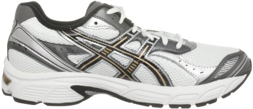 Asics , Chaussures de Running Compétition homme Blanc - White/onyx/gold