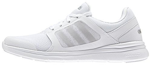 adidas Cloudfoam Xpression W, Chaussures de Sport Femme Blanc Cassé - Varios colores (Blanco (Ftwbla / Plamat / Onicla))